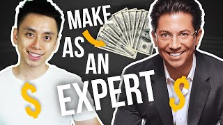 Make Money Online Being a Highly Paid Expert EXCLUSIVE Interview With Dean Graziosi