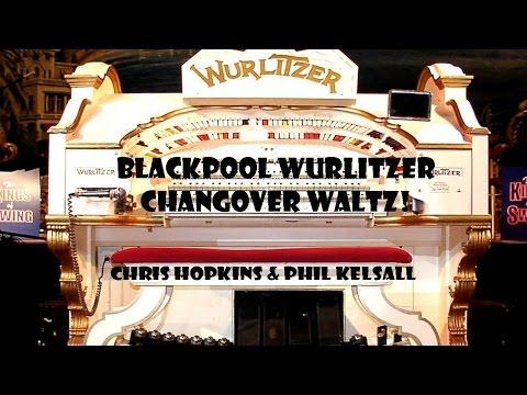 Blackpool organs changing Roland to wurlitzer