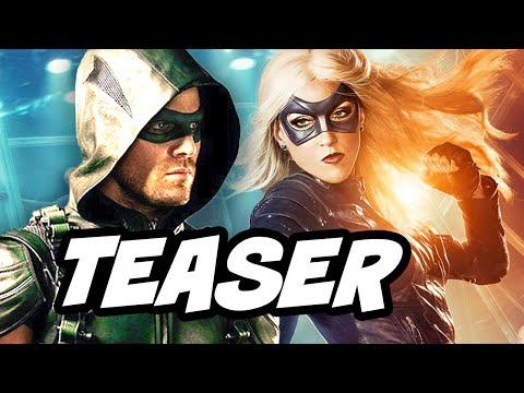 Arrow Season 5 100th Episode Teaser Breakdown - The Flash 4 Night Crossover