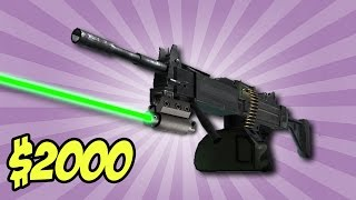 how to use the 2000 laser beam