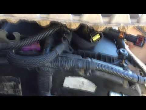 Как снять ТНВД Форд Мондео 3 TDCI, TDDI
