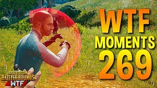 PUBG Daily Funny WTF Moments Highlights Ep 269