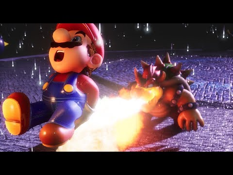 Unreal Engine 4 [4.20.1] Super Mario 64 / Bowser Fight + Download link