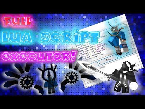 Lua Lua C Script Executor New Roblox Hackexploit Fulflex Limited