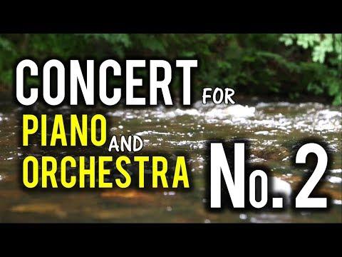 Concert for Piano and Orchestra No 2  Concerto para Piano e Orquestra No 2 - Júlio Hatchwell