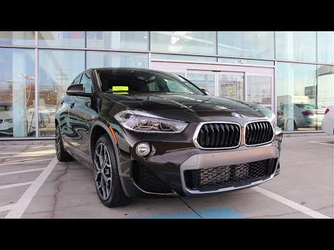 2018 BMW X2 Review - Start Up, Revs, and Walk Around