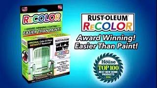 Rust-Oleum ReColor