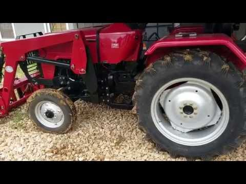 Mahindra Tractor Check Engine Light? Here's How To Check It.