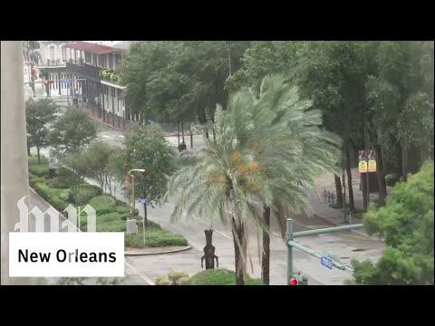 Watch live: Barry to make landfall in Louisiana