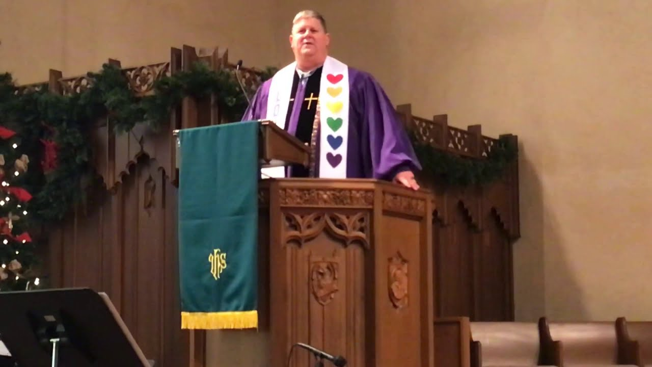 Chaplain Tim Haworth, January 5, 2020
