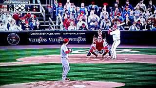 MLB 13 The Show: Philadelphia Phillies vs Washington Nationals (NLDS Game 5)