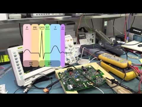 EEVblog #660 - Electrocardiogram (ECG) Experiments