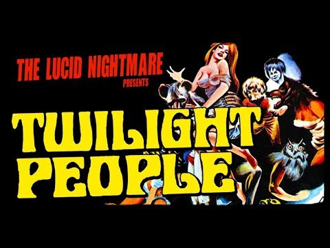 The Lucid Nightmare – The Twilight People Review