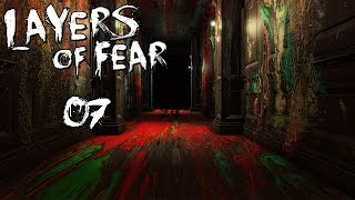 Das schockierende farbenfrohe ENDE 🎨 Layers of Fear [07] | MythenAkteLP