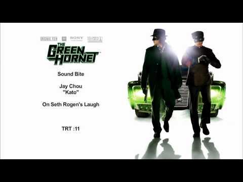 Green Hornet - Jay Chou Interview