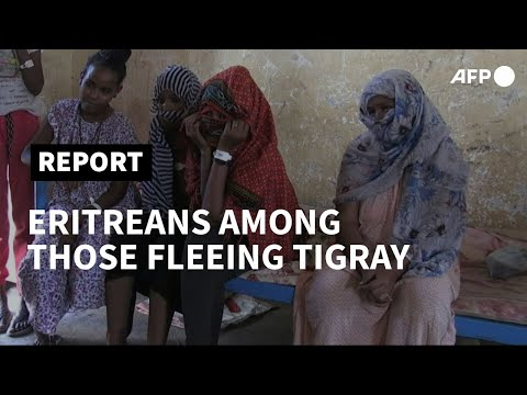 New Exile For Eritrean Refugees Fleeing Ethiopia | AFP