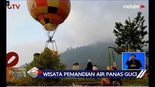 Menikmati Wisata Pemandian Air Panas Guci di Kabupaten Tegal - BIS 16/06