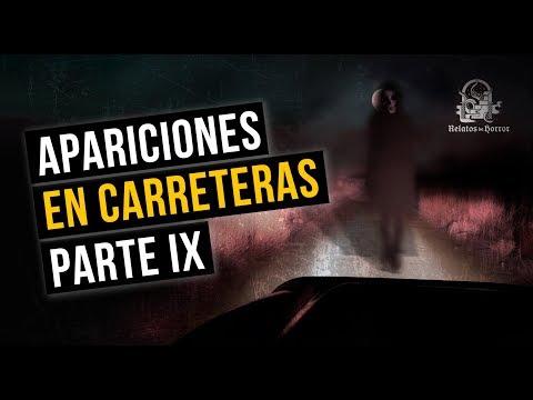 APARICIONES EN CARRETERAS IX (HISTORIAS DE TERROR)