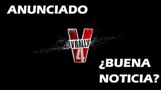 VUELVE V-RALLY. ¿BUENA NOTICIA? | V-RALLY 4