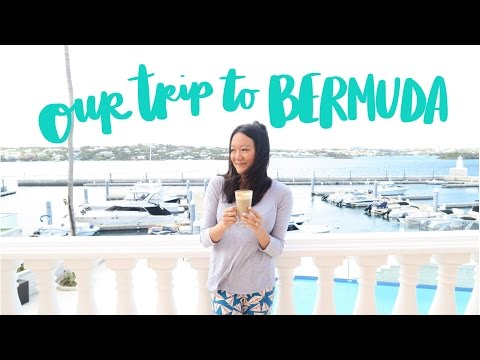 Bermuda Travel Vlog