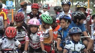 Listos los representantes del Campeonato Nacional de Ciclismo Infantil