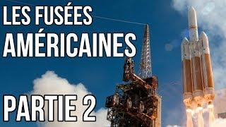 🚀 Les fusées américaines - Partie 2 🚀