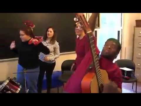 Music Therapy Program at the Brooklyn Conservatory of Music