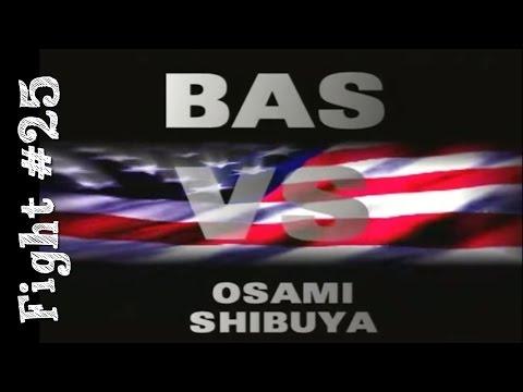 Bas Rutten's Career MMA Fight #25 vs. Osami Shibuya