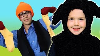 Baa Baa Black Sheep | Learn Colors | Educational