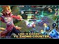 - Ling Is Yu Zhong Counter | Yu Zhong Counter Hero | Mobile Legends