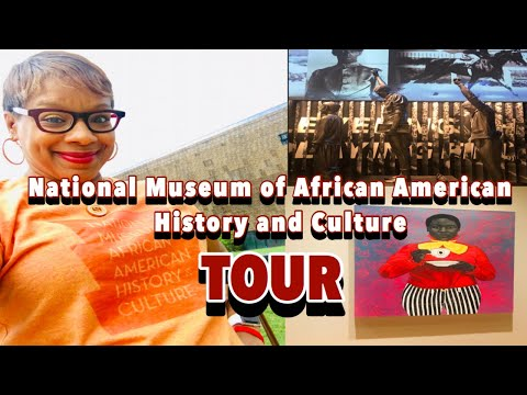 VISIT NMAAHC 2019 | National Museum Of African American History And Culture In Washington, DC