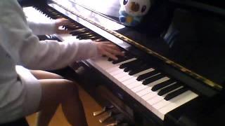 アシタカとサン 【もののけ姫】 ピアノ