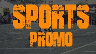 Sport Event Promo | After Effects Template - Video Displays