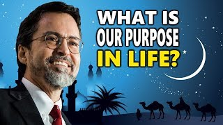 What is our purpose in Life? - Hamza Yusuf [POWERFUL SPEECH]