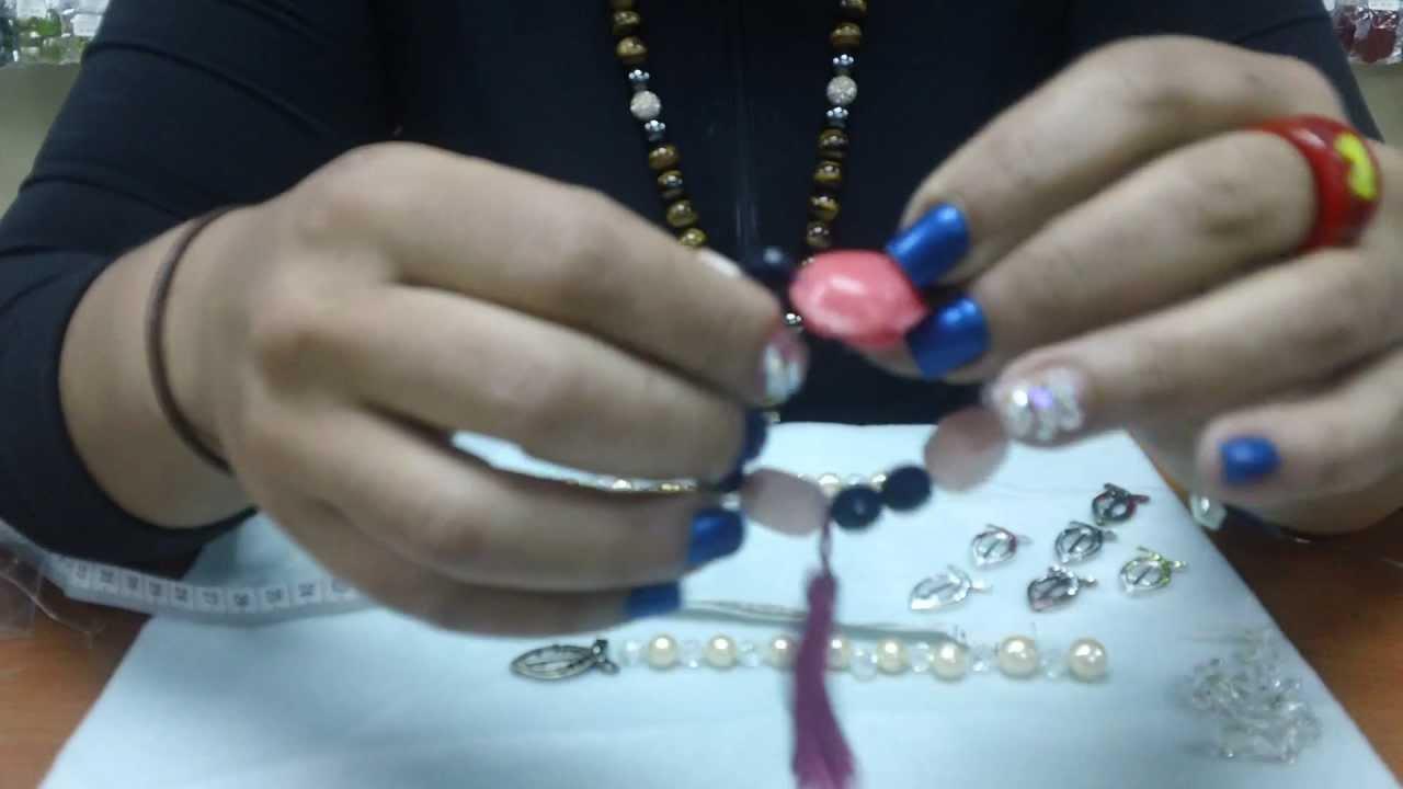 como hacer pulseras modernas