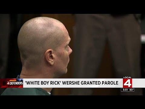 'White Boy' Rick Wershe granted parole