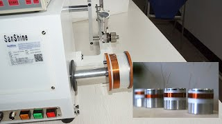 (SS600V) subwoofer voice coil winding machine