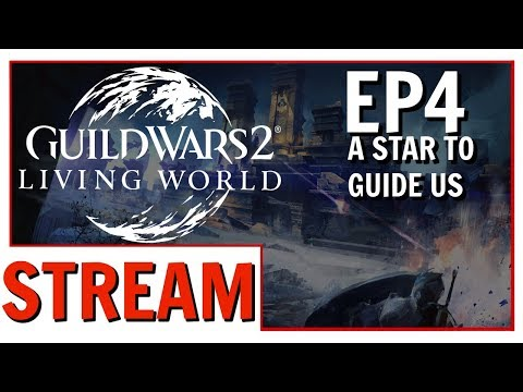 Guild Wars 2: Episode 4 - A Star To Guide Us Review Playthrough! thumbnail