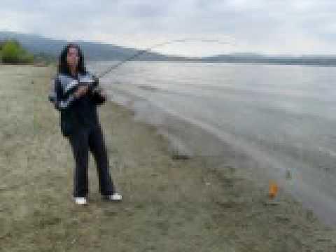 My big 1st carp catch fishing lake elsinore youtube for Lake elsinore fishing report