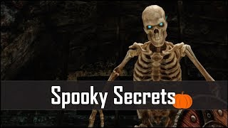 Skyrim: 5 Secret, Spooky and Uneasy Secrets and Easter Eggs Hidden within The Elder Scrolls 5