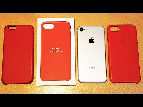 iPhone 7 Product Red Case Review / Comparison