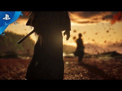 『Ghost of Tsushima』(仮称) E3 2018トレーラー