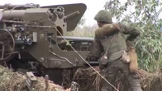 Тактическое учение с подразделениями армейского корпуса Балтийского флота