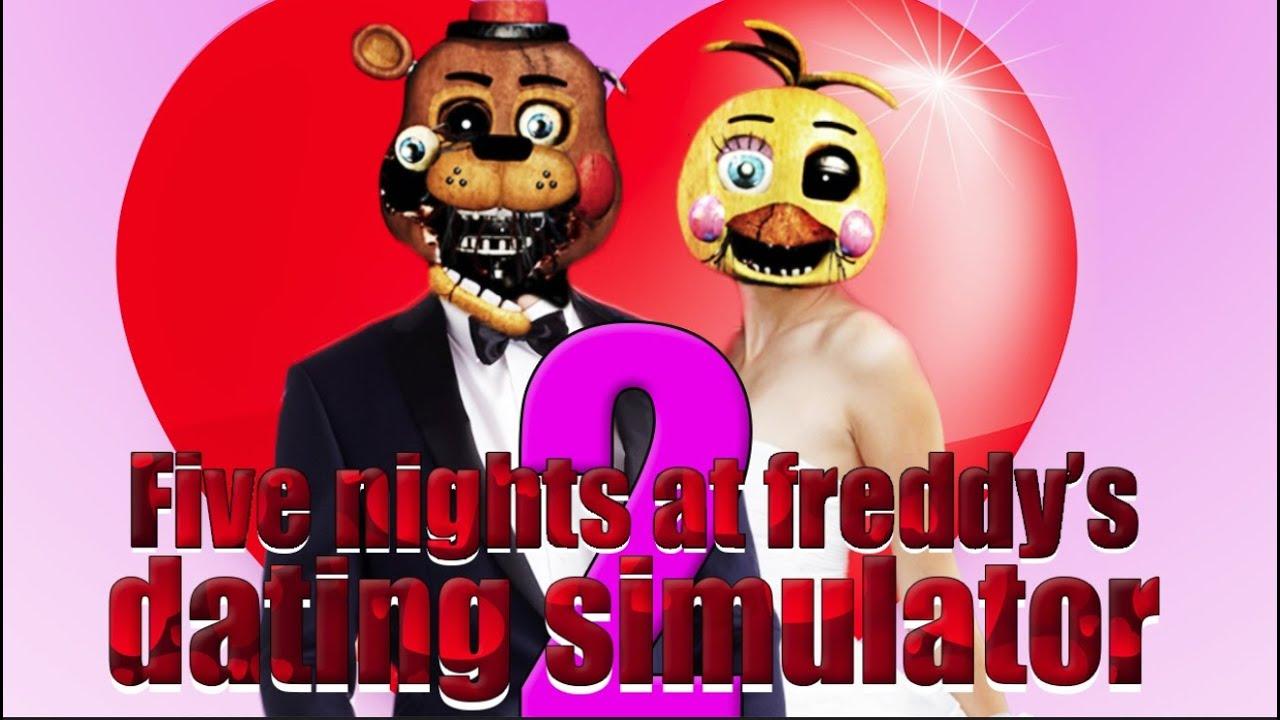 5 nights at freddys dating sim