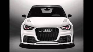 Audi A1 Clubsport Quattro Concept 2011 Videos
