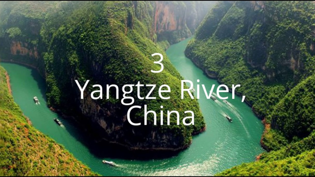Top Longest And Biggest Rivers In The World YouTube - World's longest rivers top 5