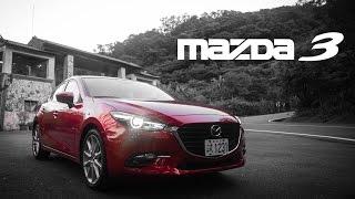 Mazda3 四門 小改全攻略 試駕- 廖怡塵【全民瘋車Bar】27