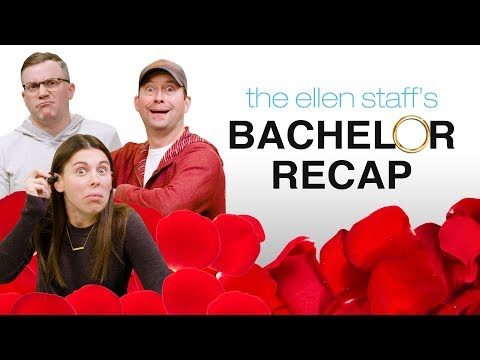 Ellens Staff Recaps 'The Bachelor' Singapore Trip Drama
