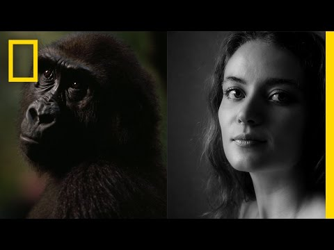 Chimps vs. Humans: Successful Societies | Nat Geo Live