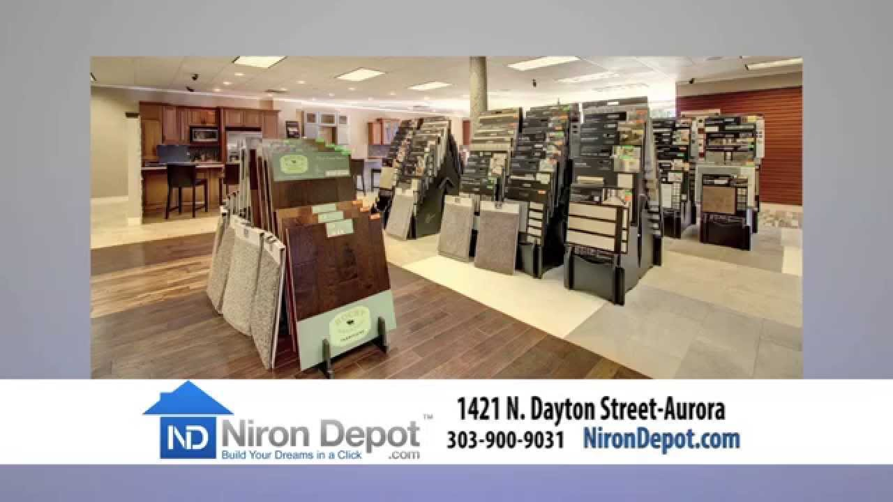 commercial kitchen cabinets. Niron Depot s TV Commercial  Kitchen Cabinets Countertops Flooring in Denver